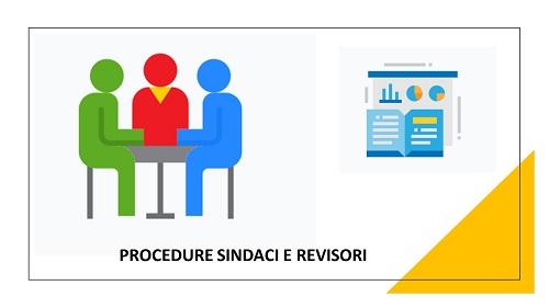 PROCEDURE SINDACI E REVISORI LUCCA